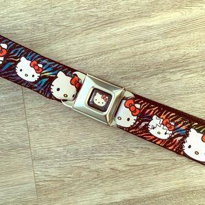 Hello Kitty Belt